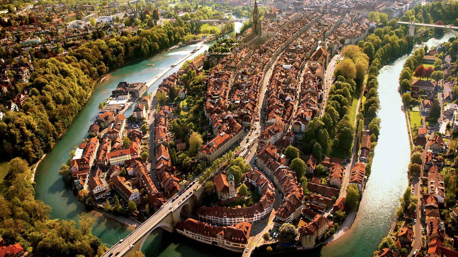 برن-سوئیس،-پایتخت-خرسها