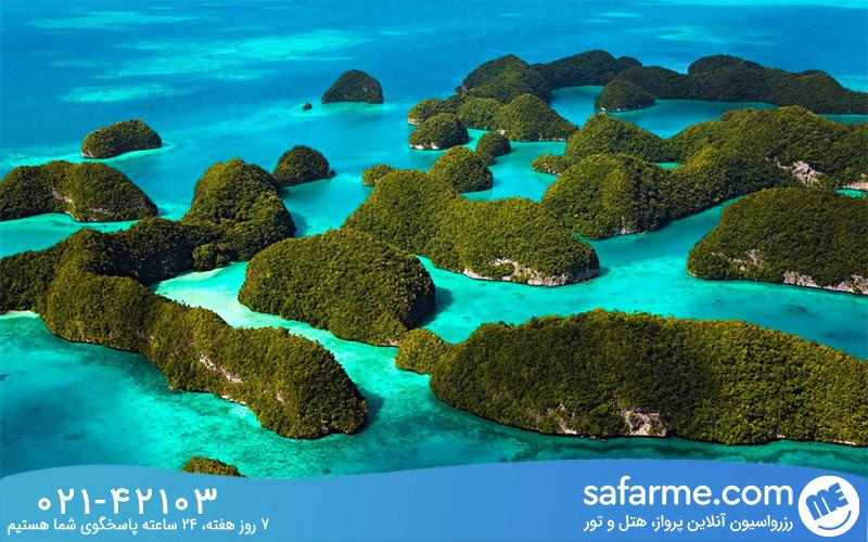 جزیره راجا آمپات، جزیره عروس دریایی