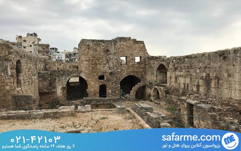 موزه قلعه سرخ در طرابلس