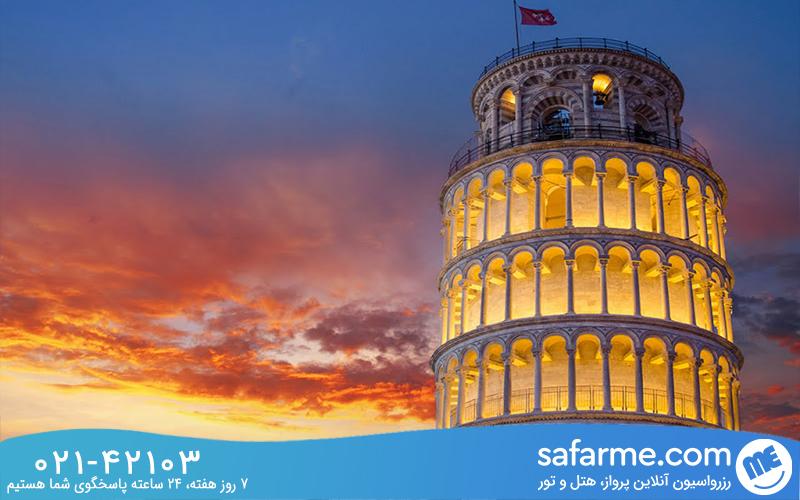 نظریه سرعت گالیله از برج پیزا شکل گرفت!