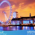 همه چیز درباره چشم لندن !