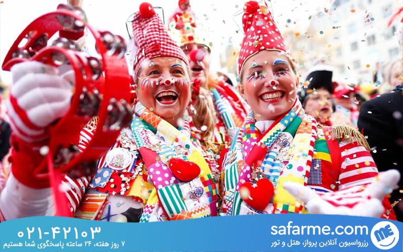 جشنواره کارناوال
