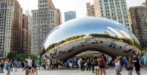 جاذبه های گردشگری شیکاگو