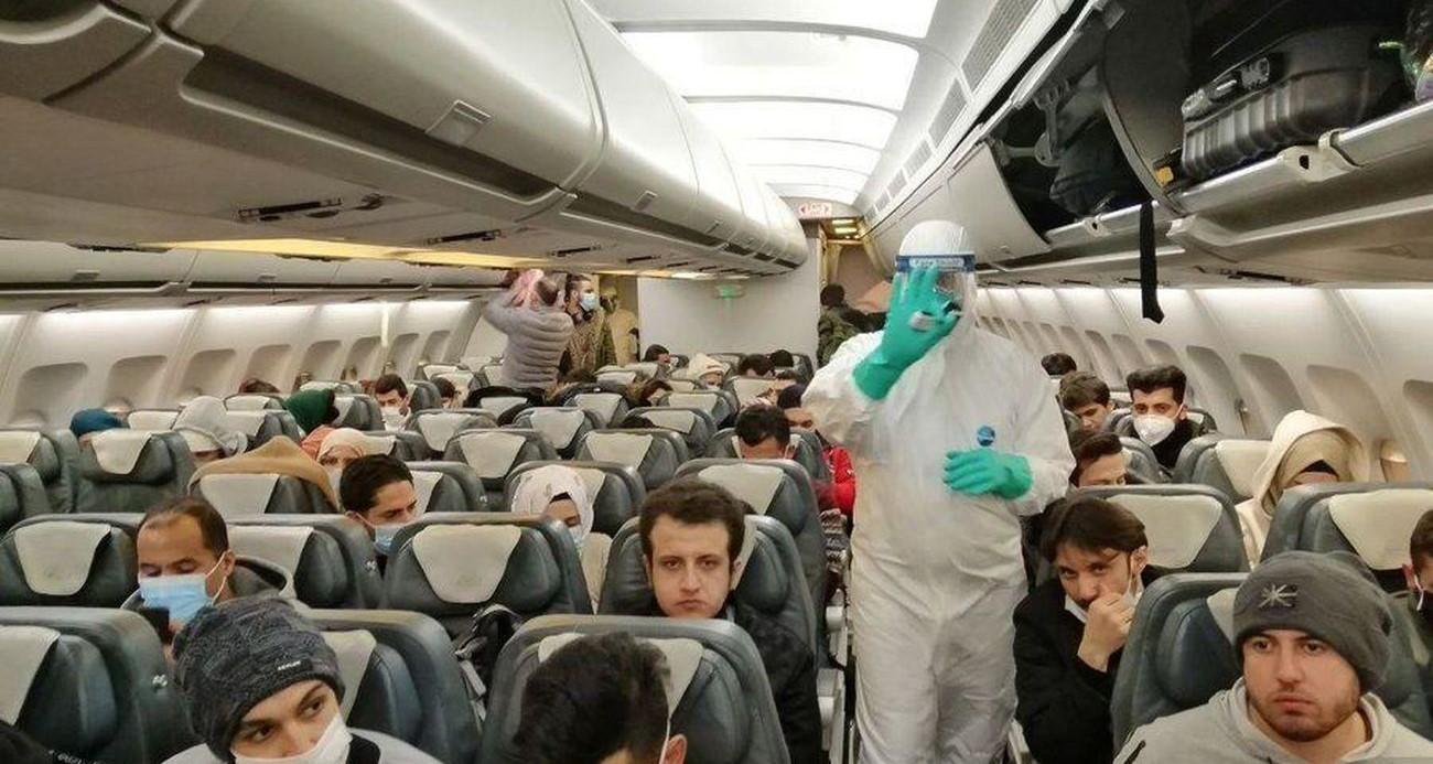شرایط پذیرش مسافرین خارجی در پروازهای بین المللی ایران