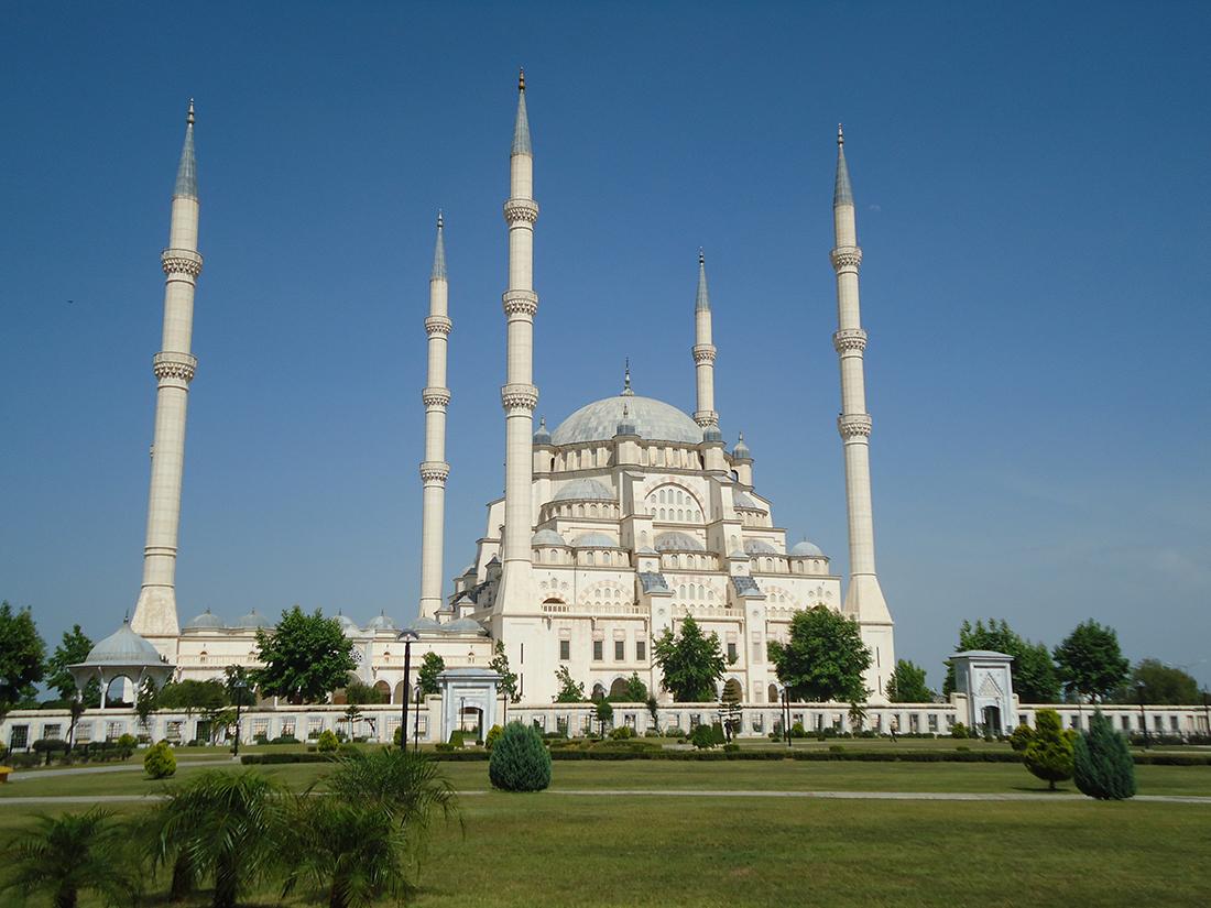 مسجد مرکزی سابانچی Sabanci