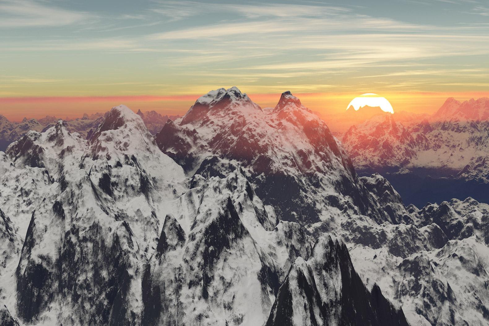 رشته کوه هیمالیا