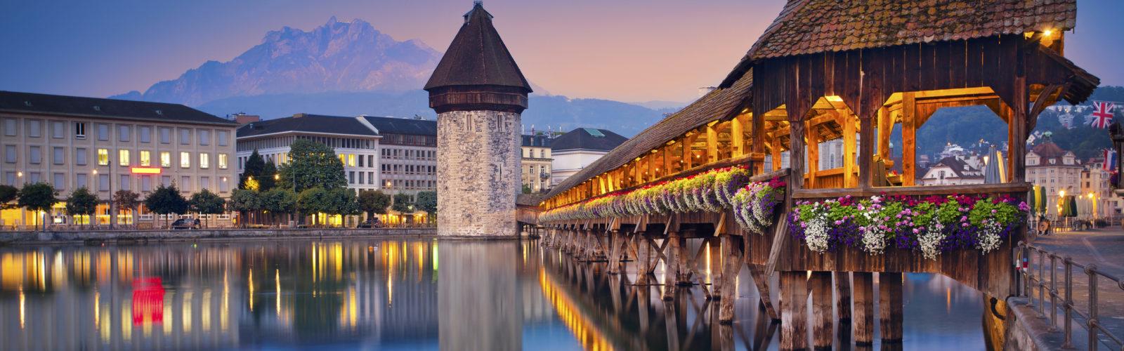 شهر لوسرن سوئیس