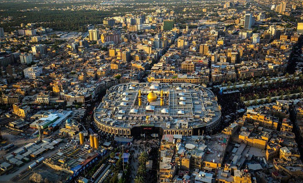 حرم امام حسین (ع) در کربلا