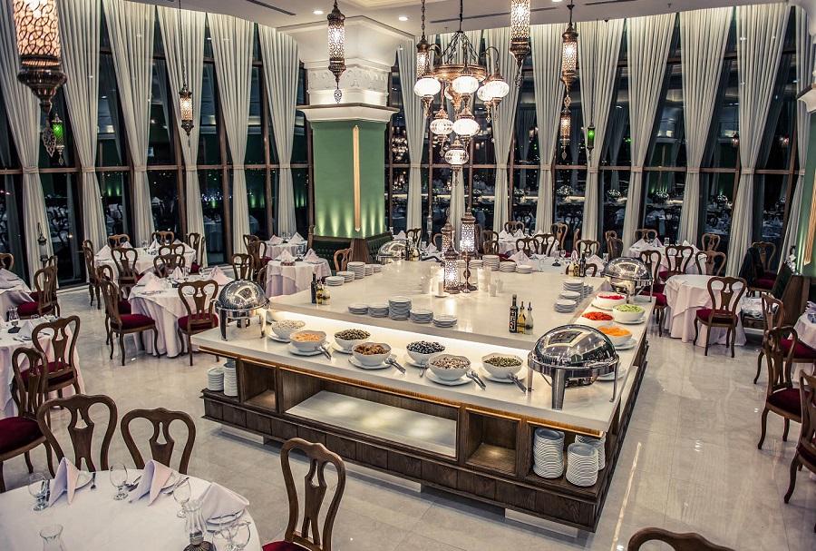 رستوران خوان گستر اصفهان یکی از بهترین رستوران های ایران