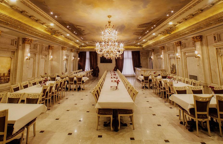 رستوران شاندیز جردن - بهترین رستوران های ایران