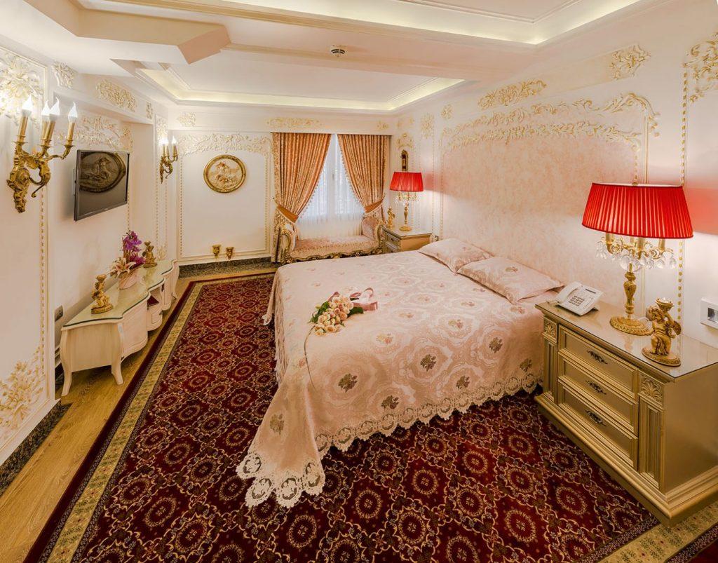 سوئیت پرنسس - رمانتیک ترین هتل های ایران