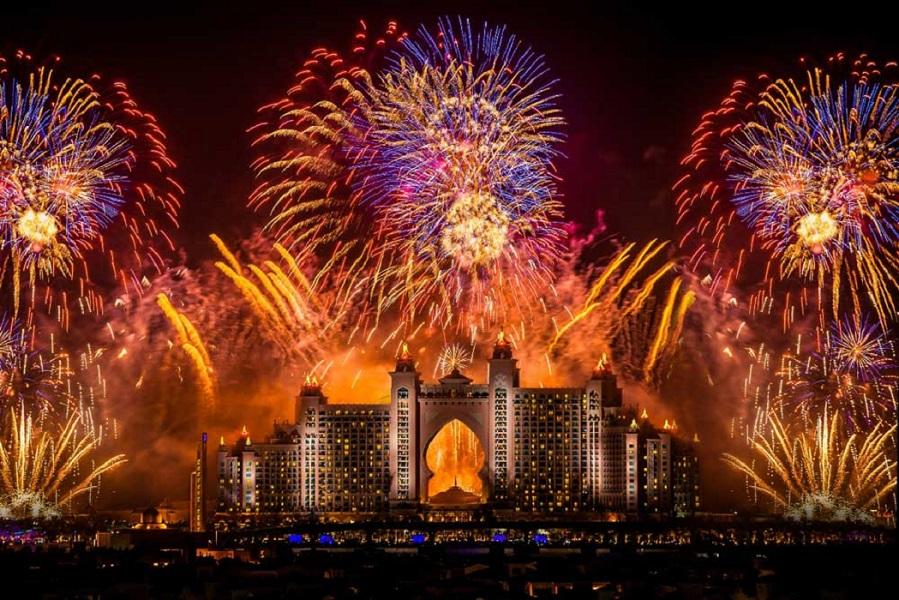 فستیوال ها در سفر به دبی