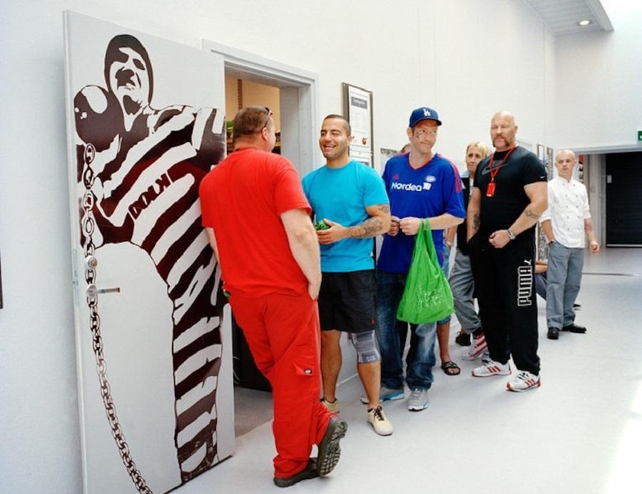 زندان هالدن نروژ