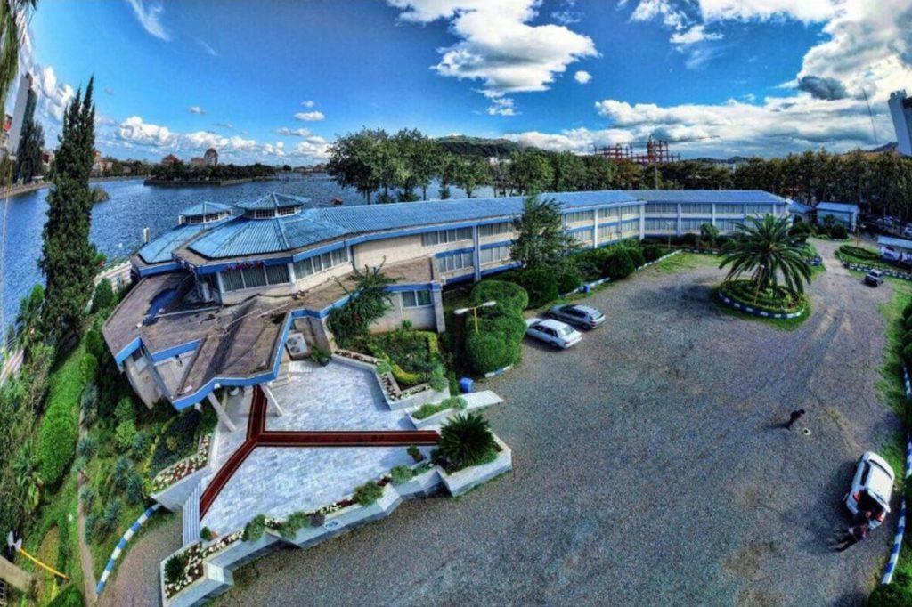 هتل جهانگردی لاهیجان - هتل ویلا