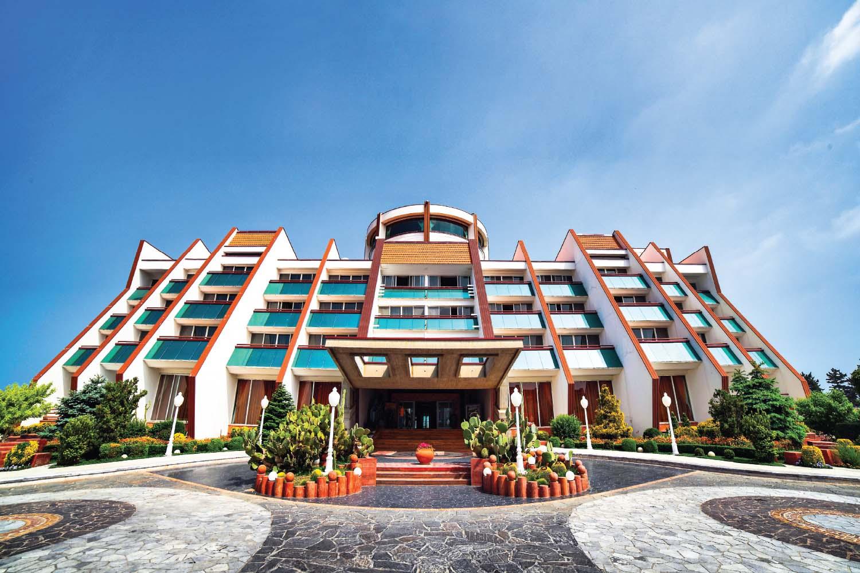 هتل ویلا نارنجستان