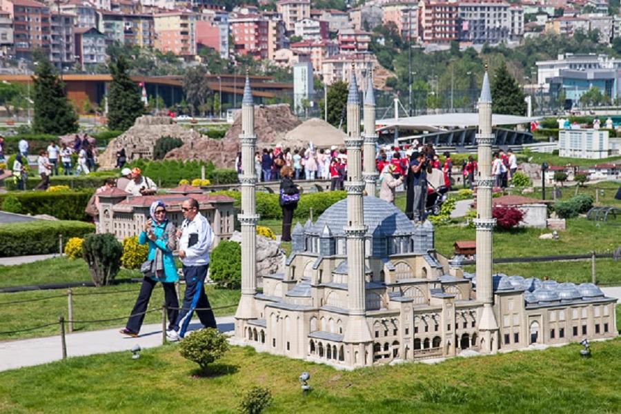 پارک مینیاتورک استانبول