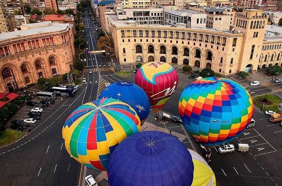 گردشگری ایروان - ارمنستان