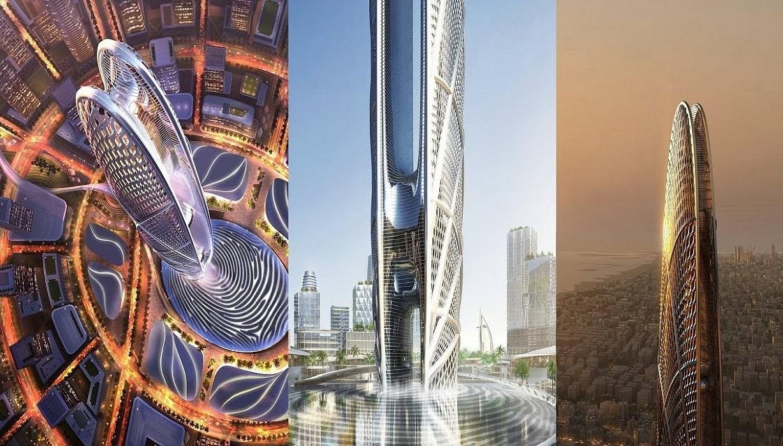 برج جمیرا دبی، جدیدترین آسمان خراش دبی