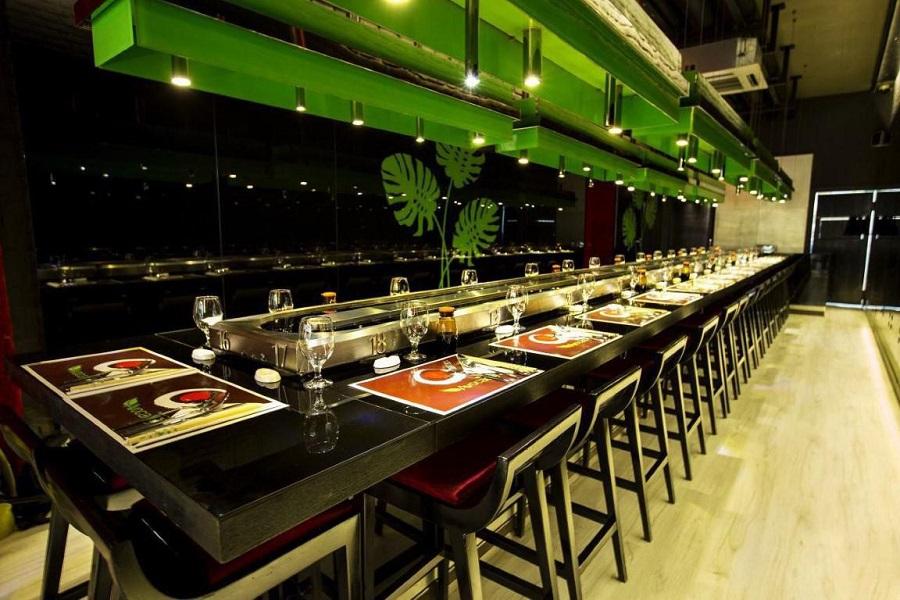 سوشی بار آواکادو - بهترین رستوران های بین المللی تهران