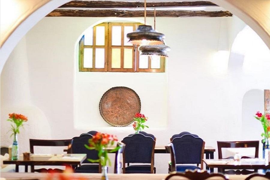 مس توران یکی از بهترین رستوران های تهران