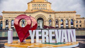 سفر به ایروان پایتخت صورتی ارمنستان
