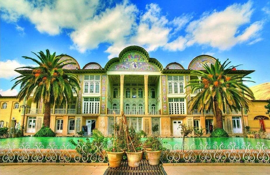شیراز شهر باغ های بهارنارنج
