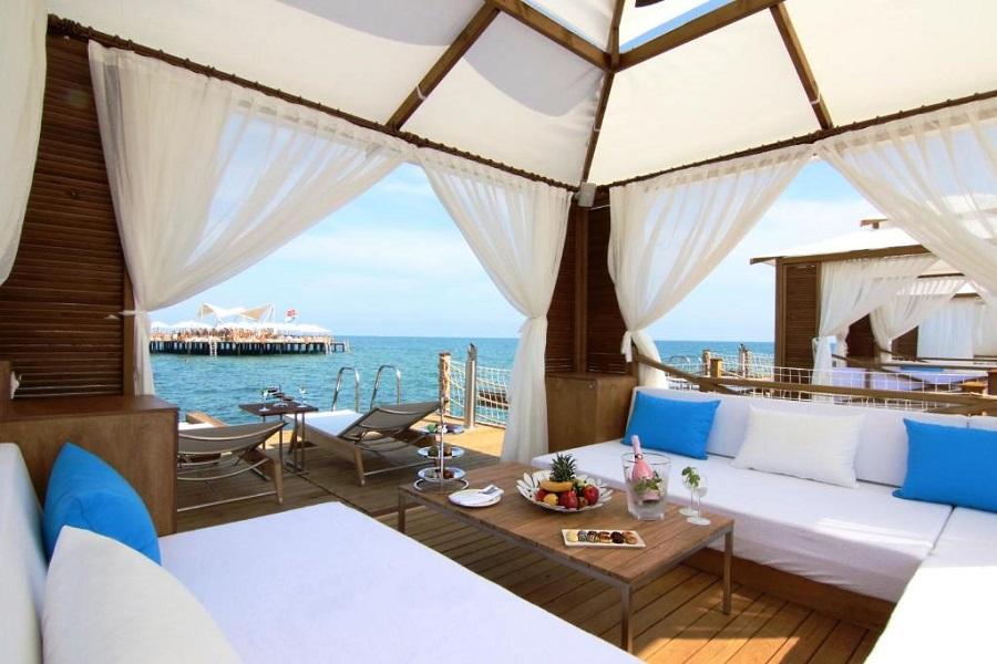 هتل های منتخب مسافران در آنتالیا - برترین هتل های آنتالیا