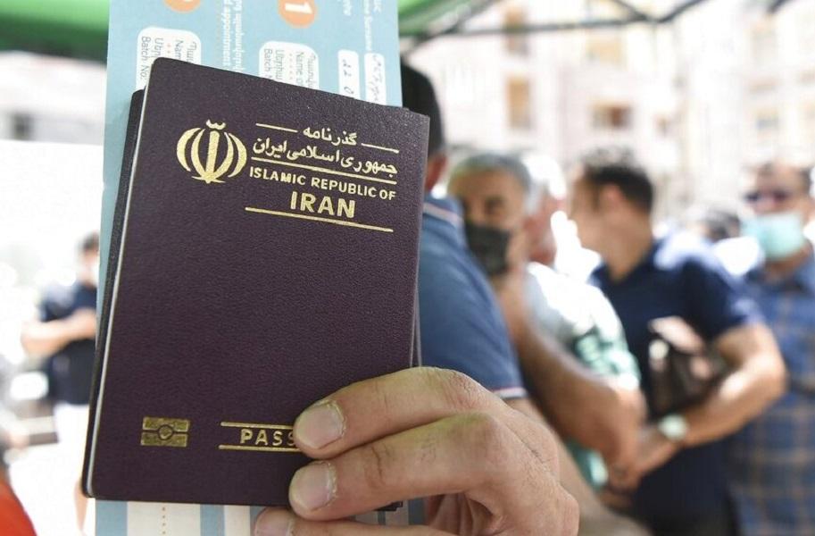 سفر بدون ویزا برای ایرانیان