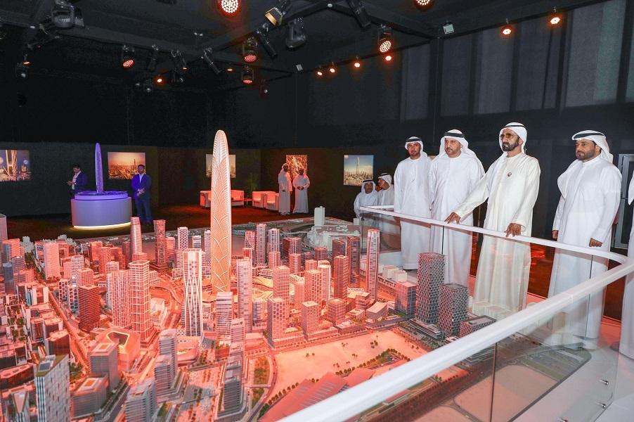پروژه برج جمیرا دبی